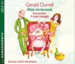 Gerald Durrell - Szacsvay László - Állati történetek - Hangoskönyv (2 CD)