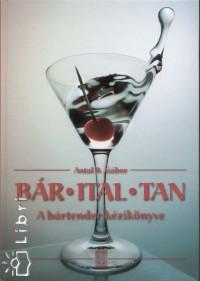 Antal B. Gábor - Bár - Ital - Tan