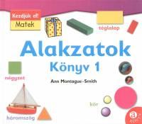 Ann Montague-Smith - Alakzatok könyv 1.