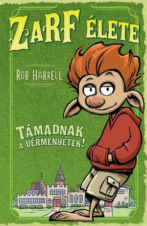 Rob Harrell - Zarf �lete