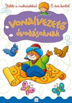 Agnieszka Bator - Vonalvezető óvodásoknak - 5 éves kortól