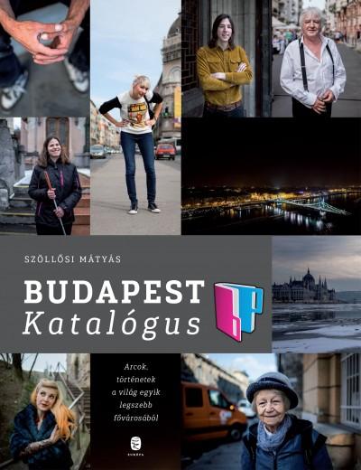 Szöllősi Mátyás - Budapest Katalógus