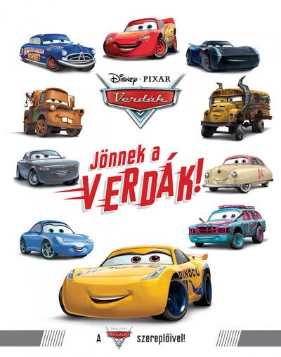 - Disney - Jönnek a Verdák!