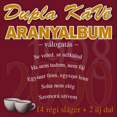 Dupla Kávé - Aranyalbum - CD