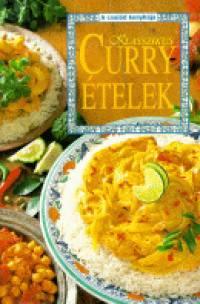 - Klasszikus curry ételek