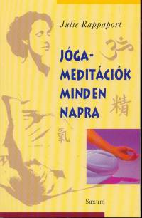 Julie Rappaport - Jóga-meditációk minden napra