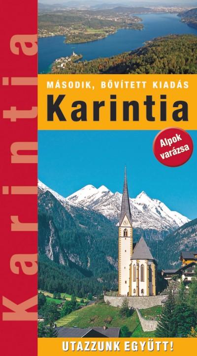 Hadnagy Attila - Kővári László - Marton Jenő - Wierdl Viktor - Karintia - Utazzunk együtt!
