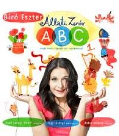 Bíró Eszter - Állati Zenés ABC 1. (CD melléklettel)
