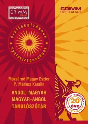 881461e980 Mozsárné Magay Eszter - P. Márkus Katalin - Angol-magyar, magyar-angol