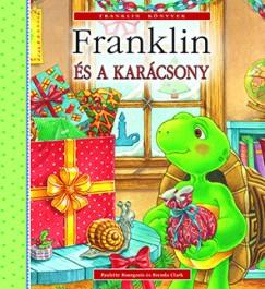 Paulette Bourgeois - Brenda Clark - Franklin és a karácsony