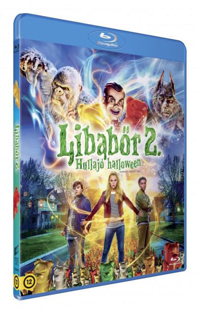 Ari Sandel - Libabőr 2. - Hullajó Halloween - Blu-ray