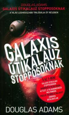 Douglas Adams - Galaxis útikalauz stopposoknak