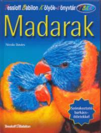 Nicola Davies - Madarak