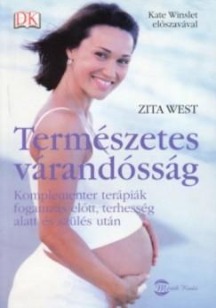 Zita West - Természetes várandósság