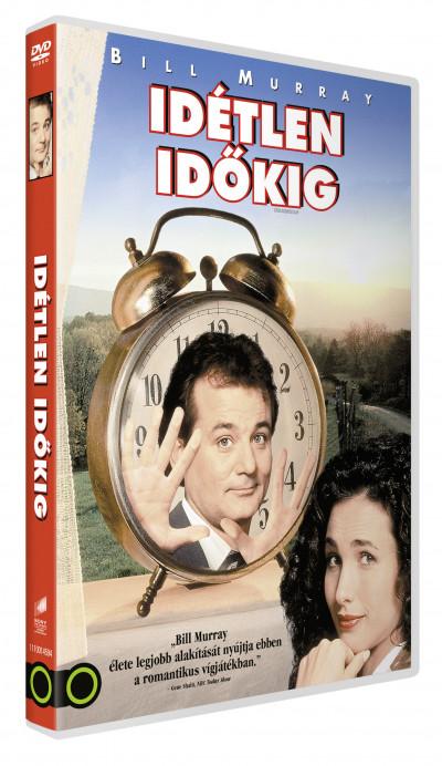 Harold Ramis - Idétlen időkig - DVD