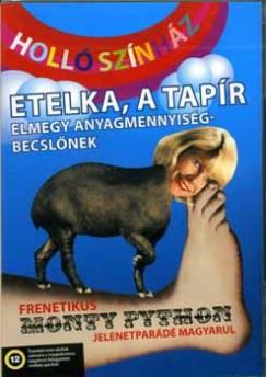 - Holló színház - Etelka, a tapír elmegy anyagmennyiségbecslőnek - DVD