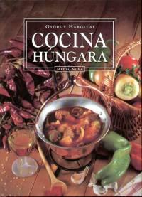 Hargitai György - Cocina húngara