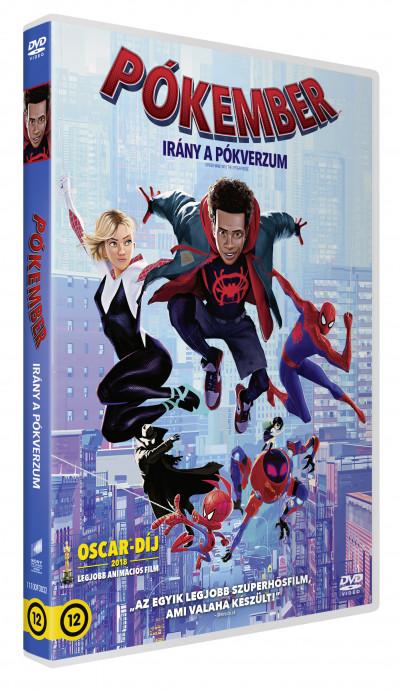 Bob Persichetti - Peter Ramsey - Rodney Rothman - Pókember - Irány a Pókverzum - DVD