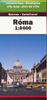 - Róma várostérkép