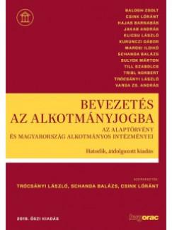 Dr. Csink Lóránt  (Szerk.) - Schanda Balázs  (Szerk.) - Trócsányi László  (Szerk.) - Bevezetés az alkotmányjogba