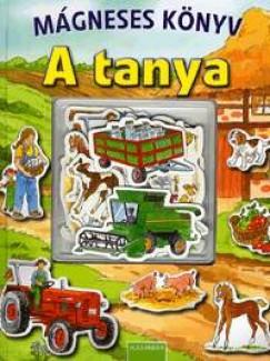 Lisa Maurer - A tanya - Mágneses könyv