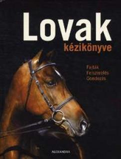 Saskia Brixner - Lovak kézikönyve