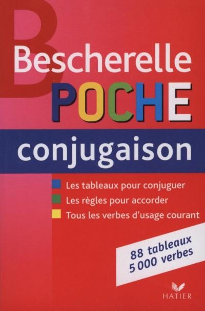 - Bescherelle Poche Conjugaison