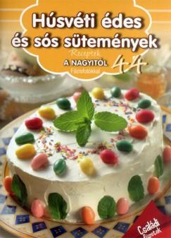 - Receptek a Nagyitól 44. - Húsvéti édes és sós sütemények