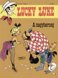 René Goscinny - Lucky Luke 4. - A nagyherceg
