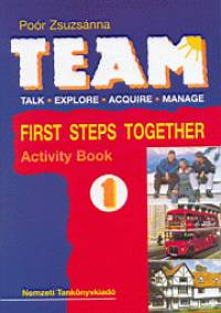 Poór Zsuzsánna - Team 1. - Activity book