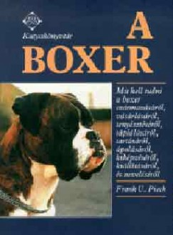Frank U. Piech - A boxer