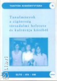 - Tanulmányok a cigányság társadalmi helyzete és kultúrája köréből
