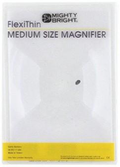 - Flexithin - Medium size - Közepes méretű nagyító