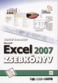 Bártfai Barnabás - Excel 2007 zsebkönyv
