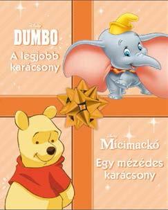 - Disney - Dumbó - A legjobb karácsony / Micimackó - Egy mézédes karácsony