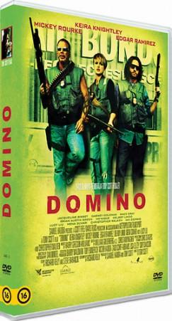 Tony Scott - Domino - DVD