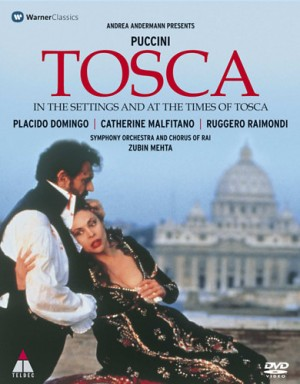 - Tosca - DVD