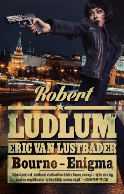Robert Ludlum - Eric Van Lustbader - Bourne - Enigma