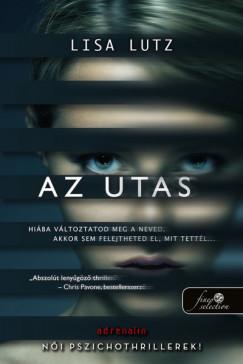 Könyv: Az utas (Lisa Lutz)