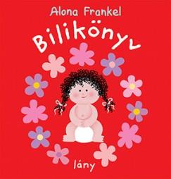 Alona Frankel - Bilikönyv - lány