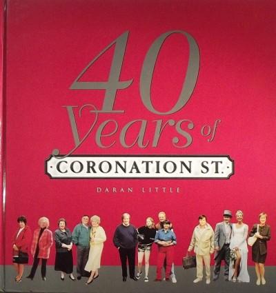 Daran Little - 40 Years of Coronation St.