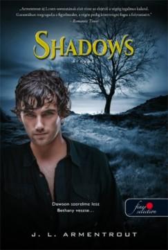 Jennifer Armentrout - Shadows - Árnyak - kemény kötés