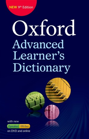 - OXFORD ADVANCED LEARNER'S DICTIONARY 9ED +DVD (pack)