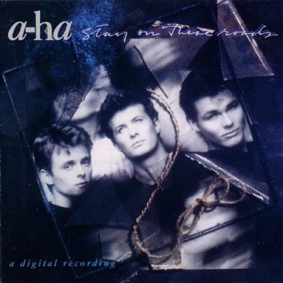A-Ha - Stay On These Roads - CD