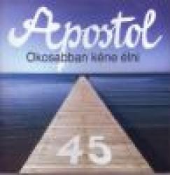 Apostol - Okosabban kéne élni - CD