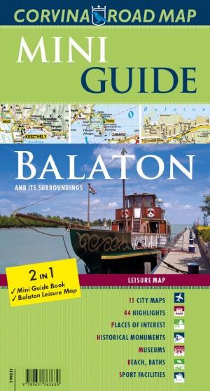 Bernard Adams - Mini Guide - Balaton (�tikalauz �s t�rk�p)