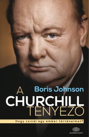 Boris Johnson - A Churchill t�nyez�