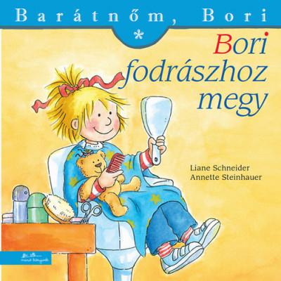 Liane Schneider - Bori fodrászhoz megy