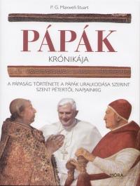 P.G. Maxwell-Stuart - Pápák krónikája