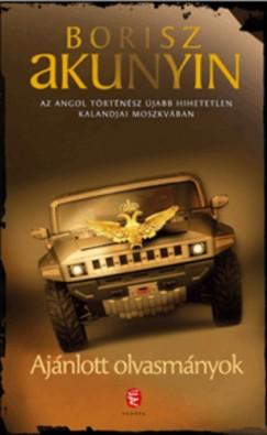 Borisz Akunyin - Ajánlott olvasmányok
